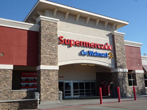 Supermercado de Walmart